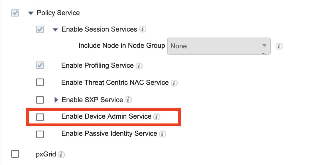 Cisco ISE: Configuring TACACS+ Device Management – Write Mem